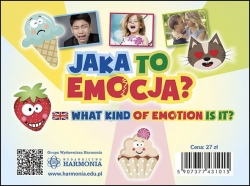 Jaka to emocja? (What kind of emotion is it?)
